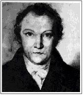 William Blake Portrait Bücher Gedichte
