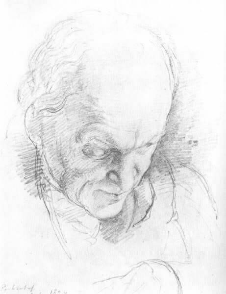 portrait bild william blake